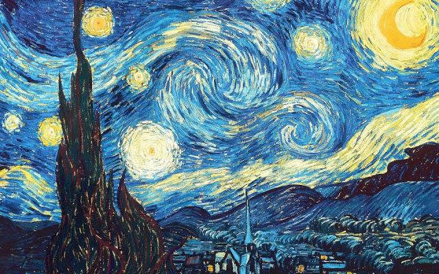 Starry Night de Van Gogh