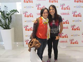 Con Alma Obregón