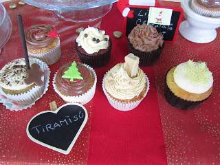 Todos mis cupcakes juntos
