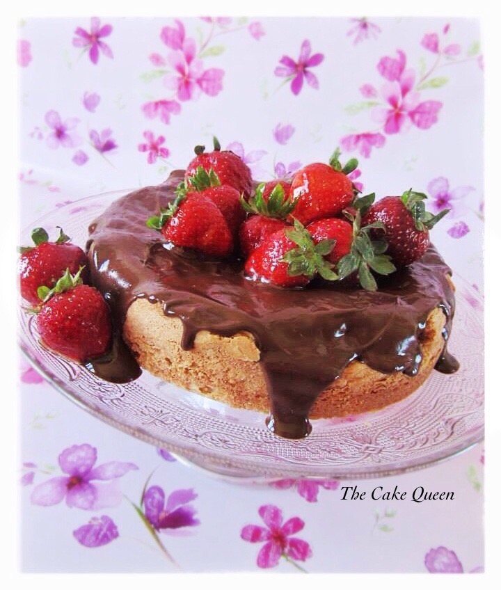 Tarta suiza de avellanas, una tarta muy rica