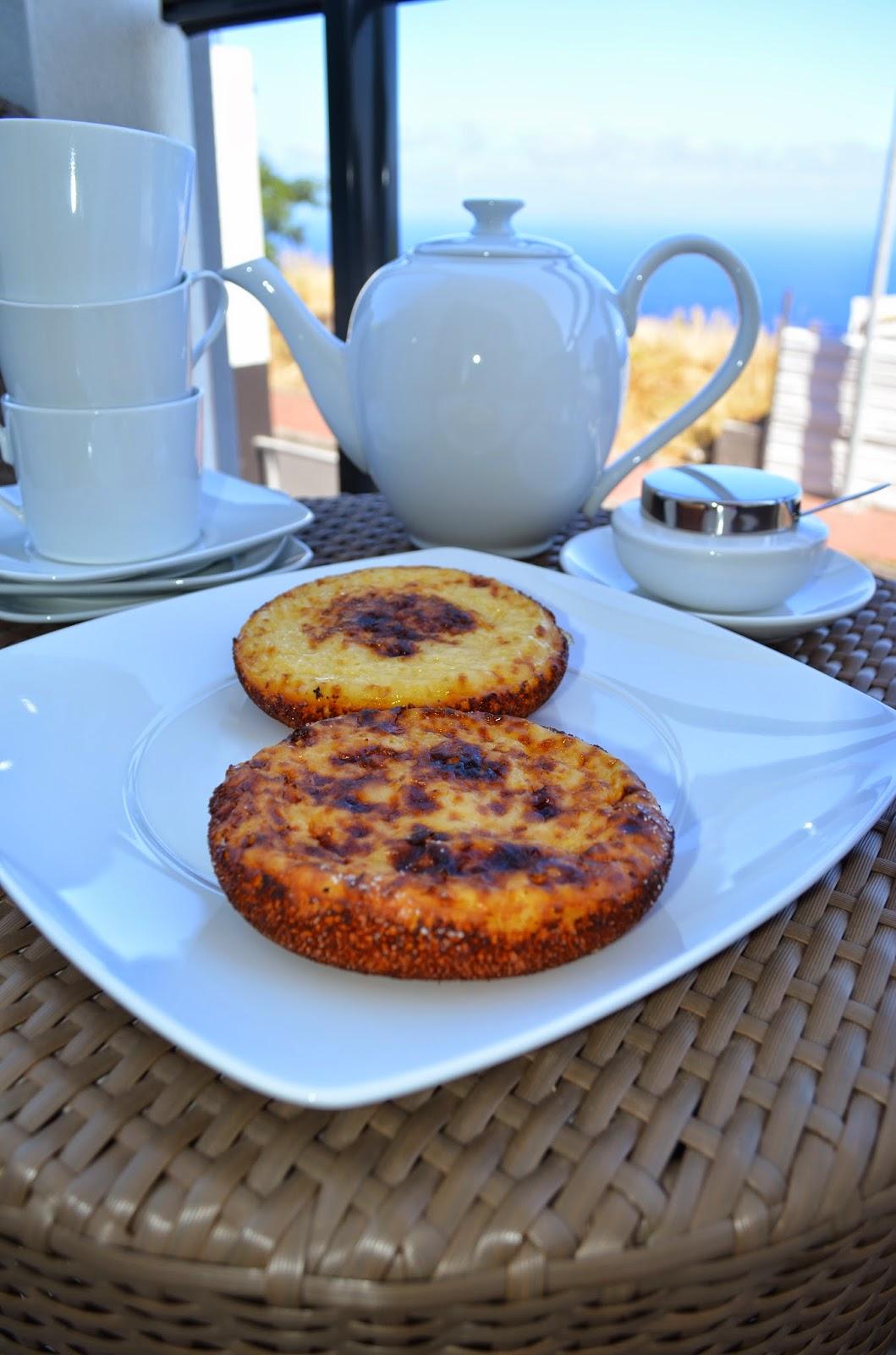 Mi ruta gastronómica por Madeira: Tigelados