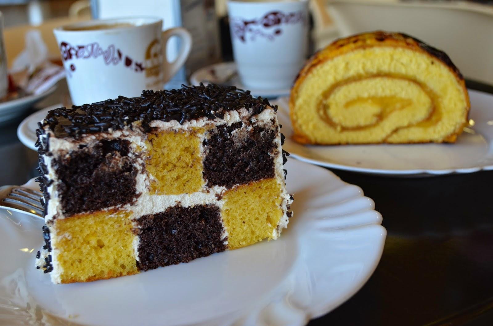 Mi ruta gastronómica por Madeira: Tarta ajedrez