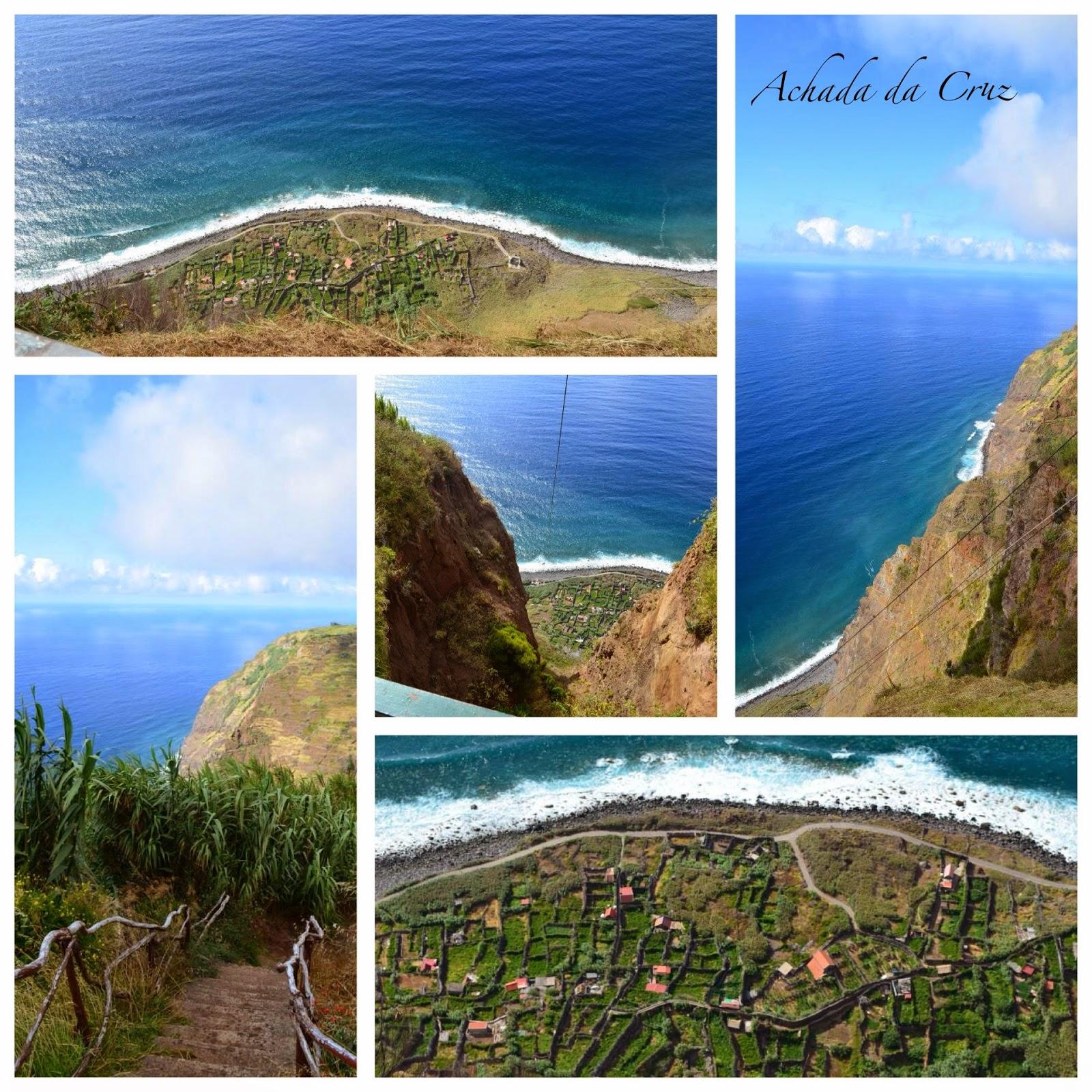 Madeira, Achada da Cruz