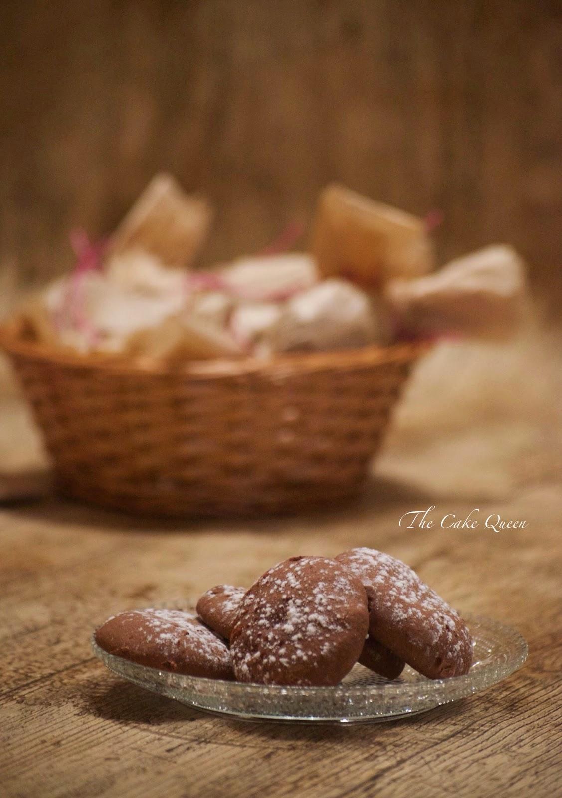 Mis polvorones: los polvorones de nutella de Evelyn