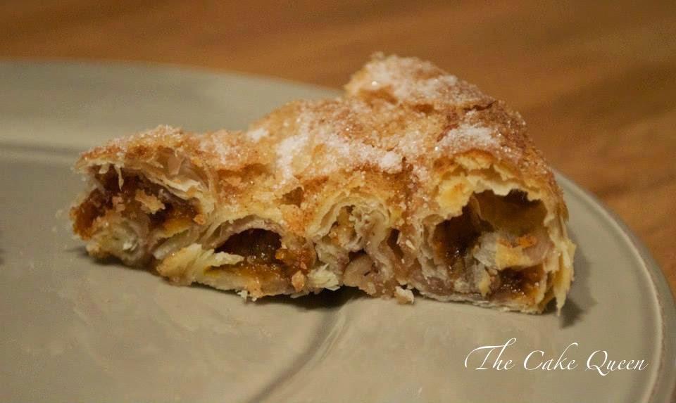 Pastel de calabaza Búlgaro, un hojaldre delicioso