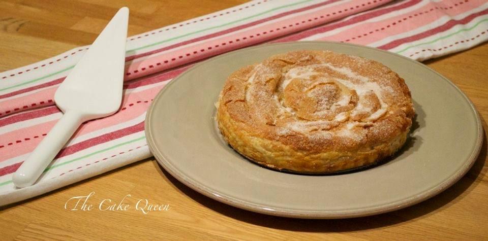 Pastel de calabaza búlgaro