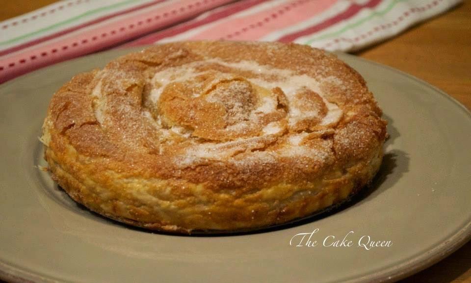 Pastel de calabaza búlgaro, suave pero crujiente al mismo tiempo, una delicia