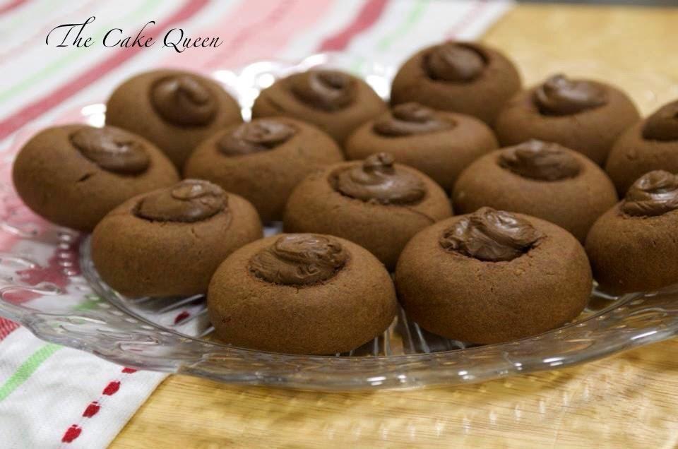 Galletas de Nutella o Nutelletas