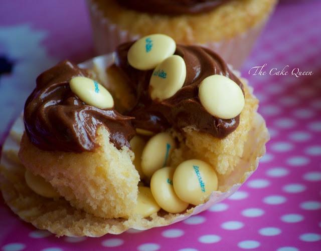 Cupcakes piñata