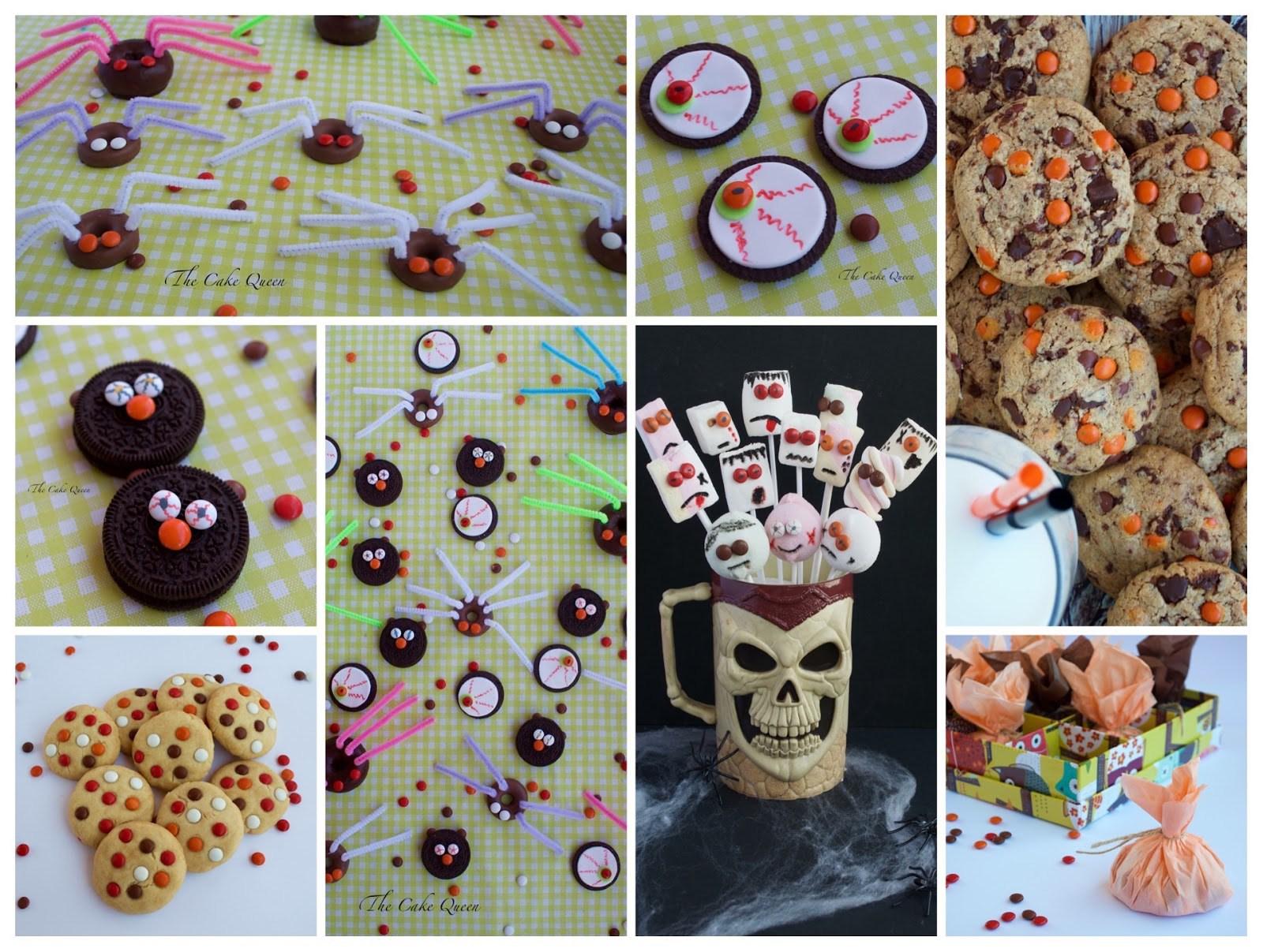 Collage Hallowen