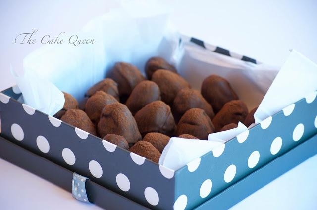 Cake balls a la cuberdon, esta es mi propia versión de estas deliciosas trufas