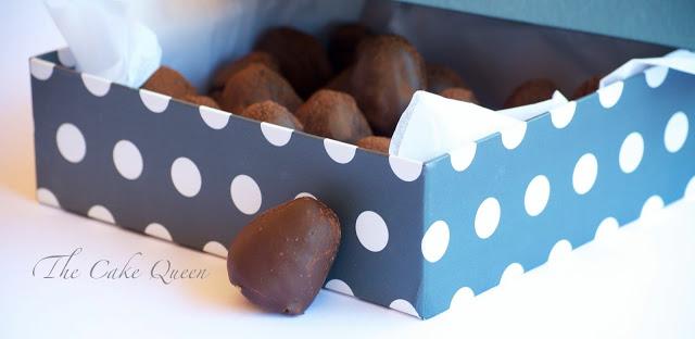 Cake balls a la cuberdon, un perfecto detalle para dar a tus familiares o amigos