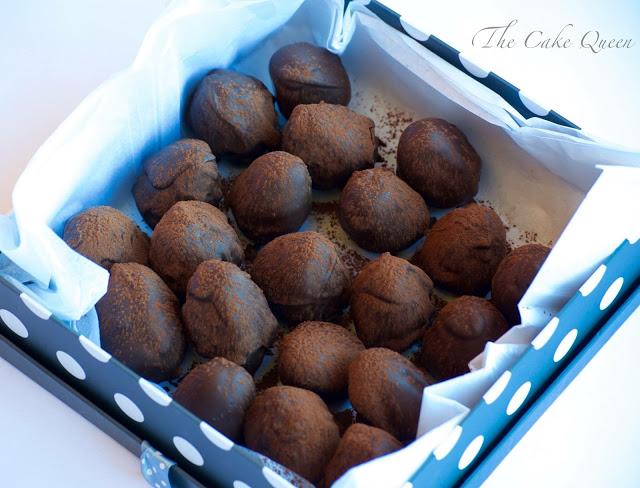 Cake balls a la cuberdon, deliciosos