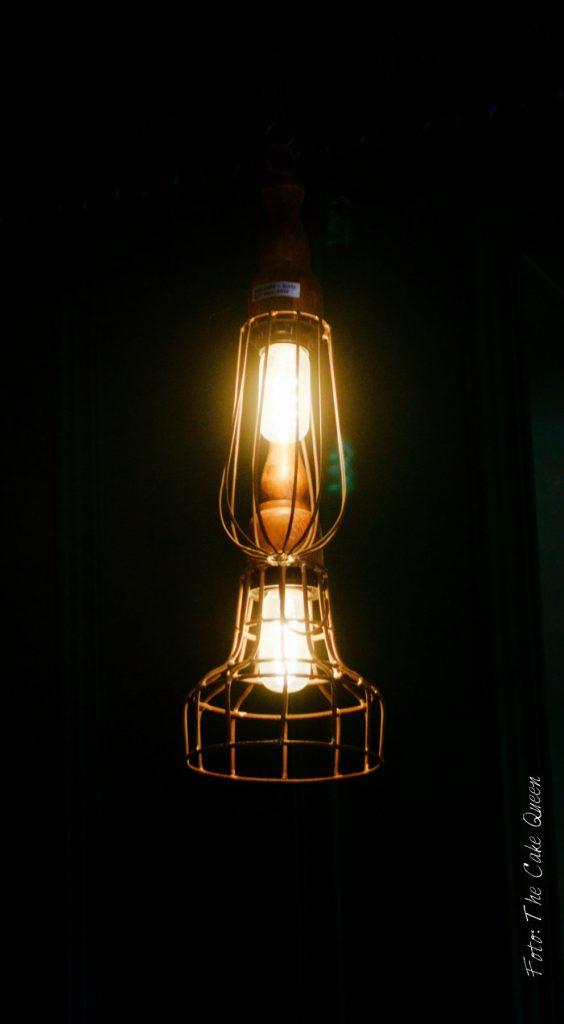 Algunas de las lámparas del BumpGreen