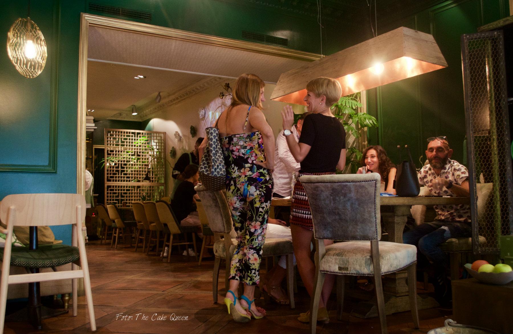 BumpGreen restaurante