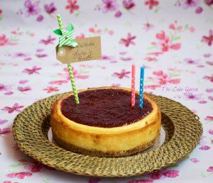Especial de cheesecakes: cheesecake al estilo New York