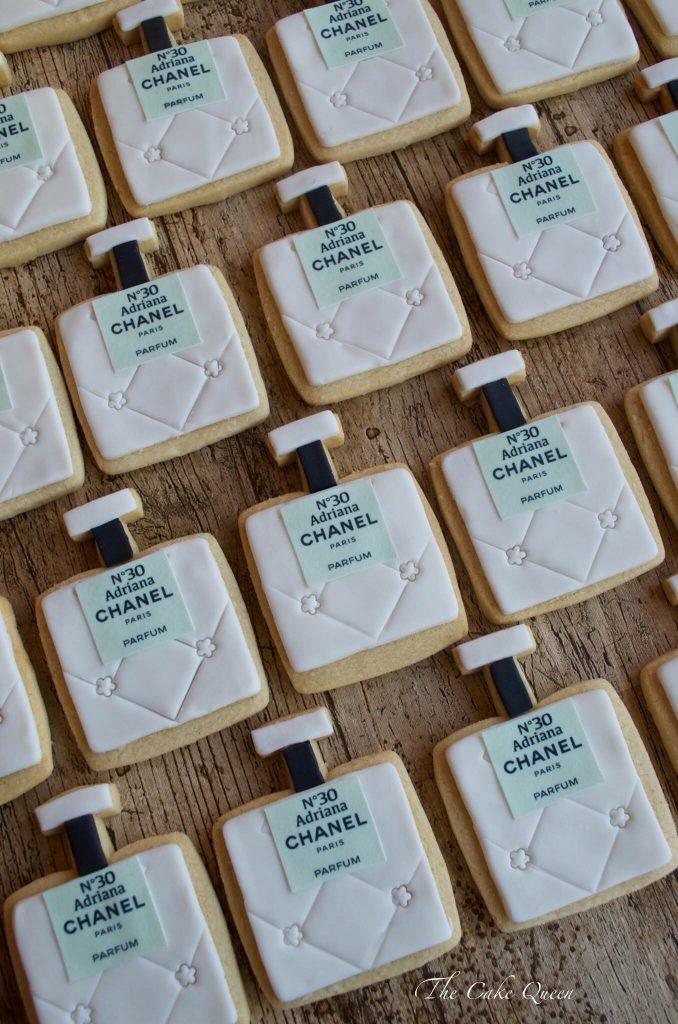 galletas de mantequilla para cumple