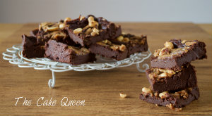 RS Brownie FIT y VEGANO