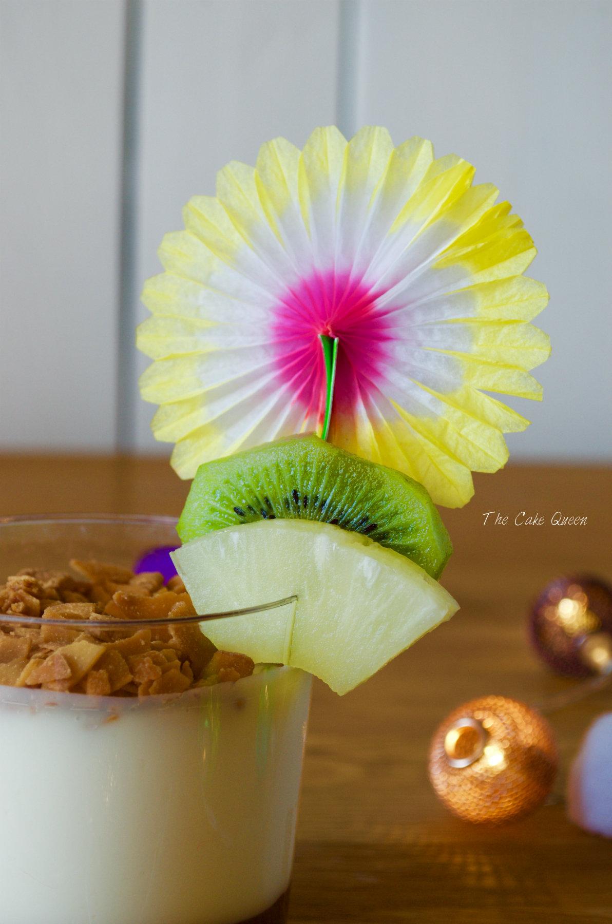 Mousse de coco