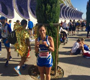 Mi primera maratón - The Cake Queen Mariana Rodrigues