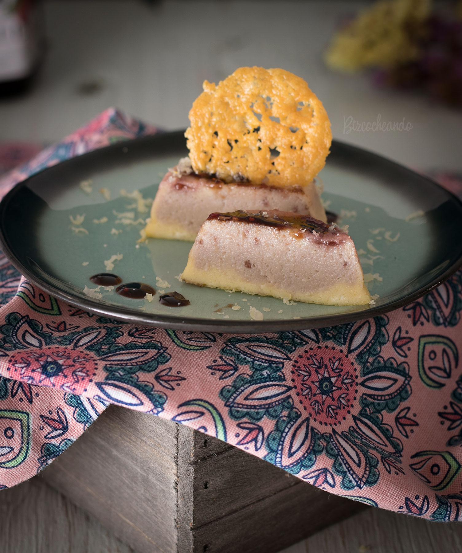 Ven a nuestra mesa, Colaboración Navideña 2018 Pasteles de confitura de Frambuesa y queso